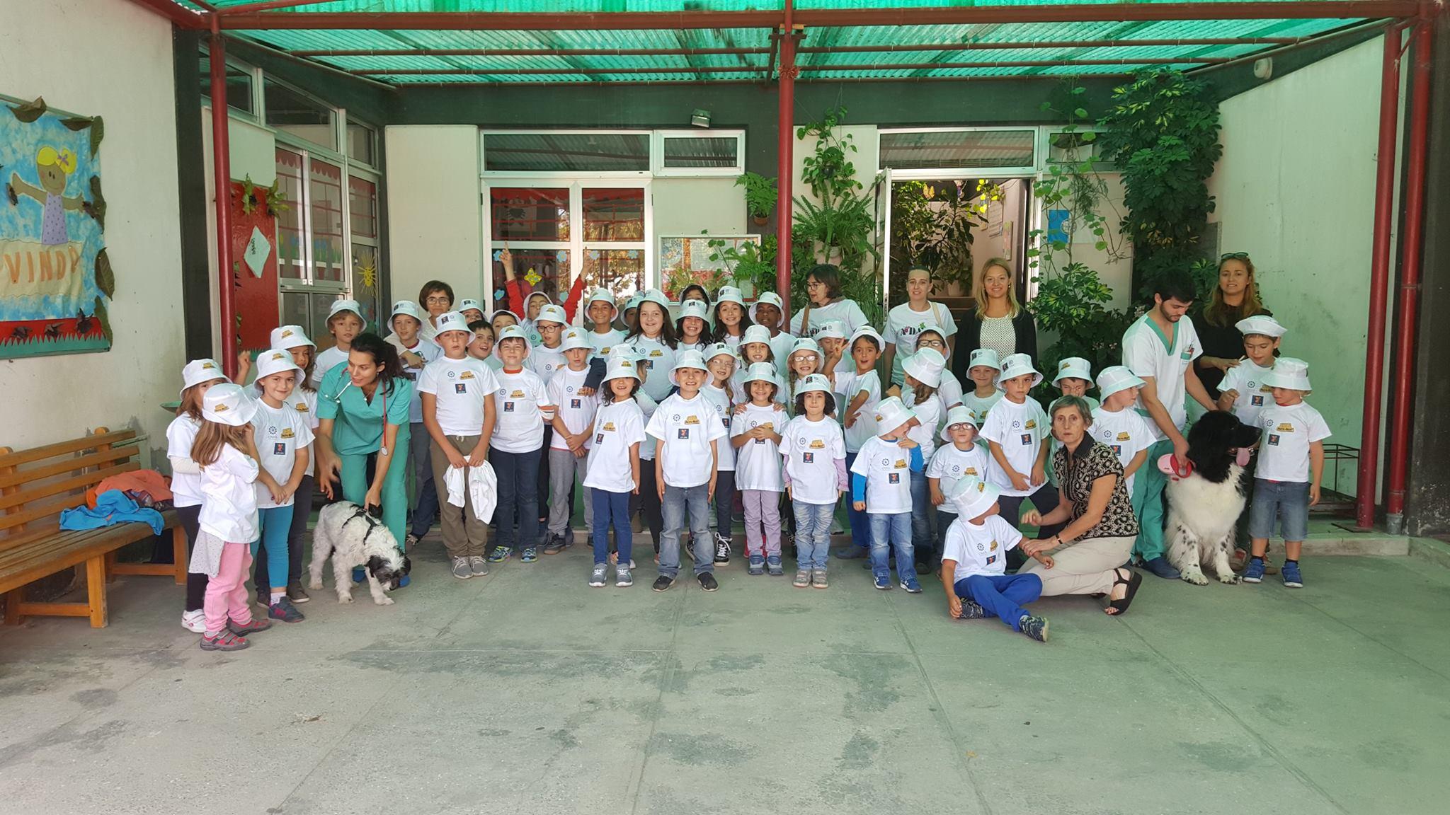 SORGAL e C.M.OVAR em parceria no dia do Animal