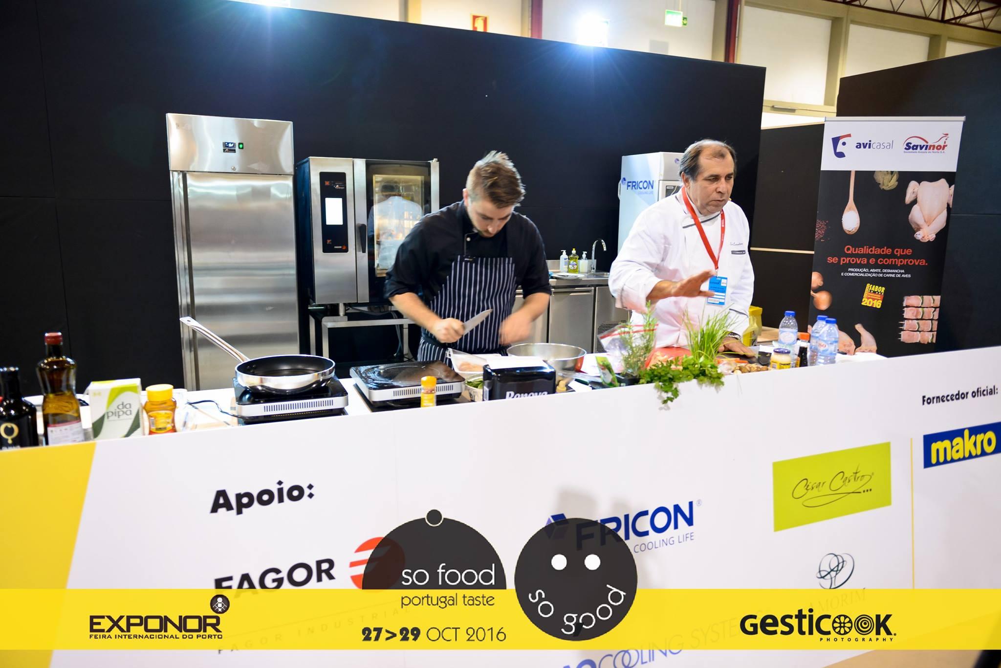 AVICASAL e SAVINOR participam na 1ª edição da So Food So Good