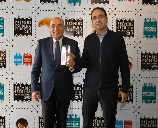 SAVINOR distinguida com prémio Escolha do Consumidor 2017