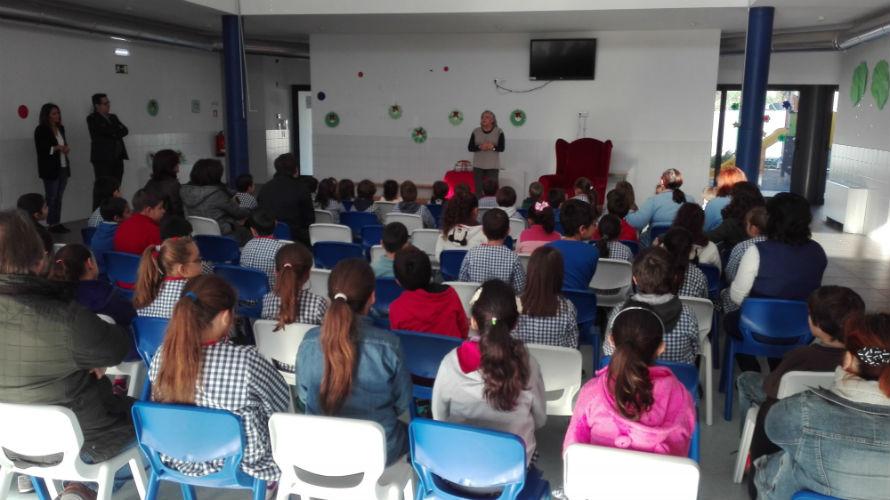 SOJA DE PORTUGAL apoia a Escola Básica nº 1 de Querelêdo