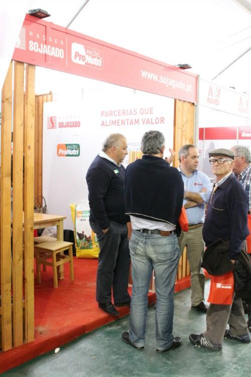 SOJAGADO e PRONUTRI marcam presença na Expo Barcelos
