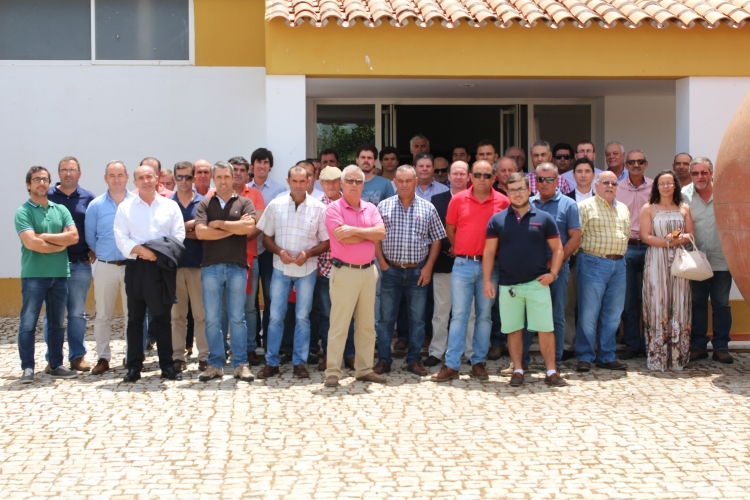 SOJAGADO/PRONUTRI organized the SOJA DE PORTUGAL - Beef Cattle Technical Seminar