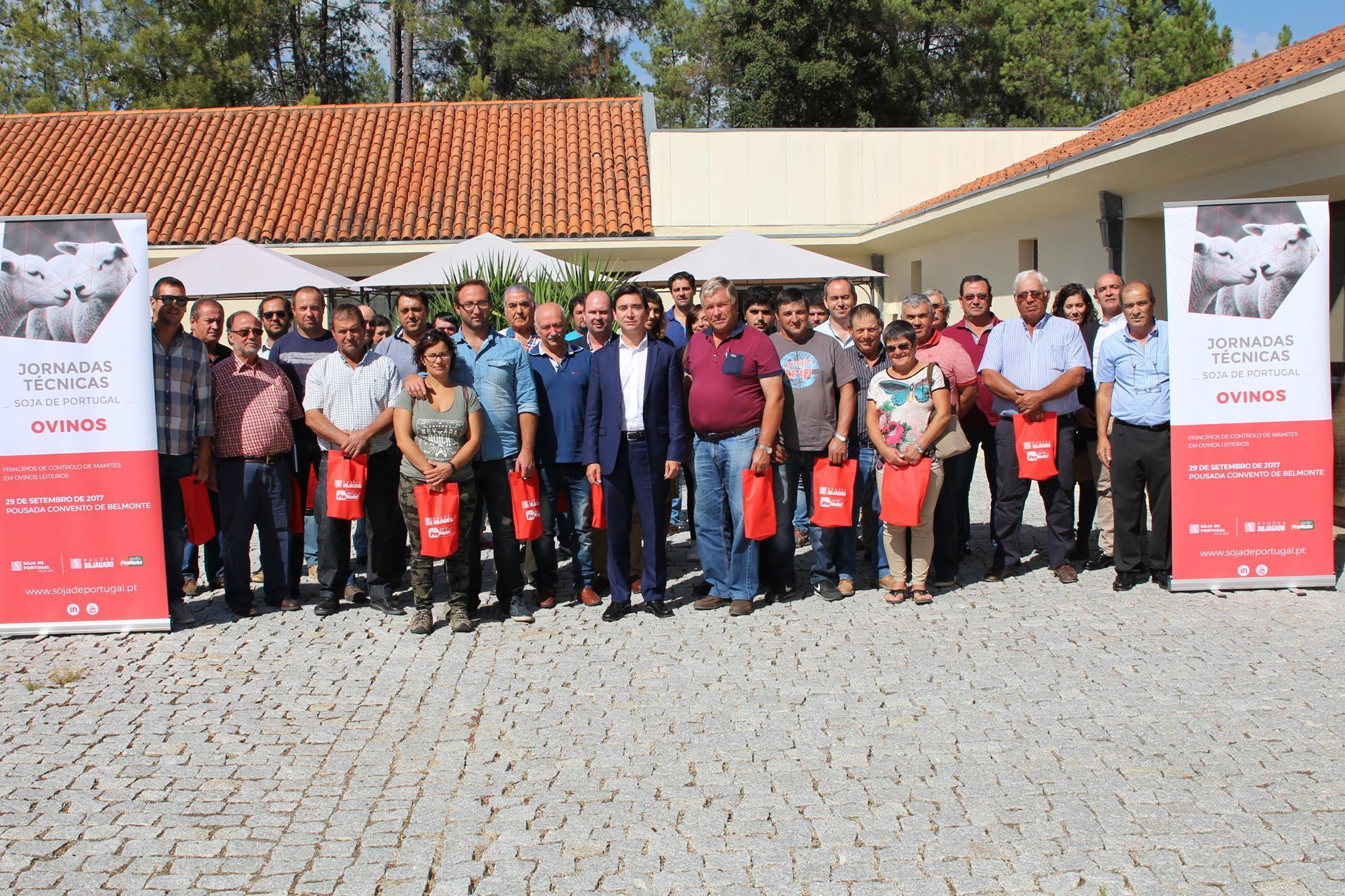 SOJAGADO e PRONUTRI organizam Jornadas de Ovinos em Belmonte