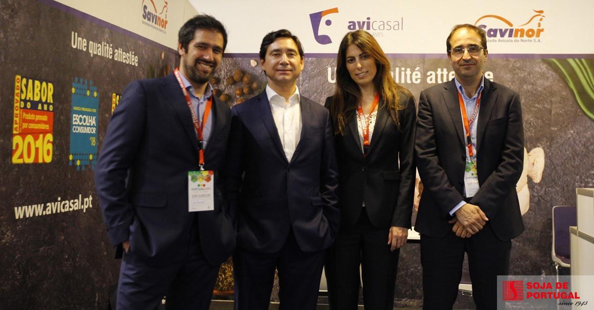 AVICASAL e SAVINOR na Portugal Expo