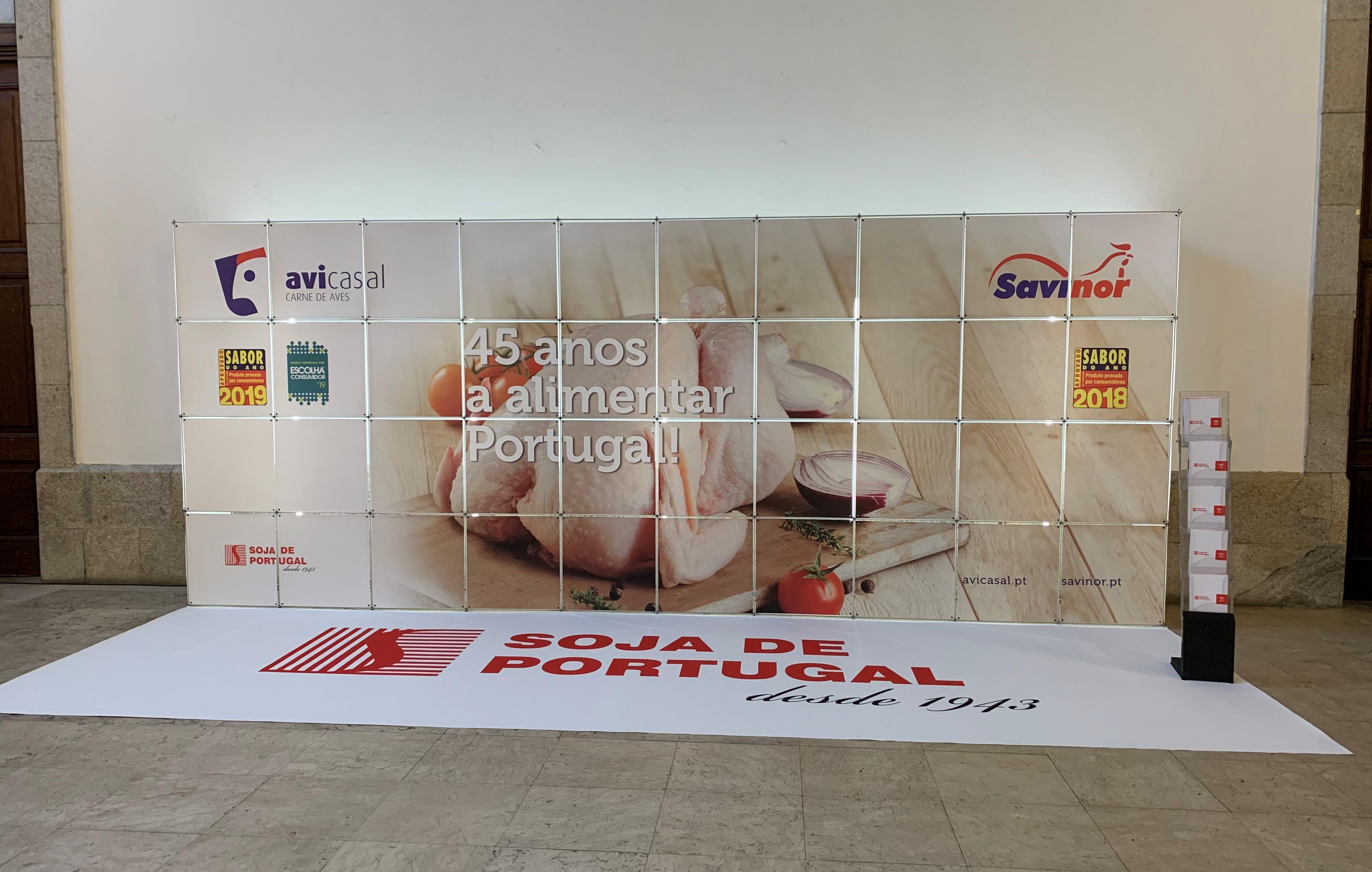 SOJA DE PORTUGAL, AVICASAL e SAVINOR apoiam II Congresso Internacional de Avicultura