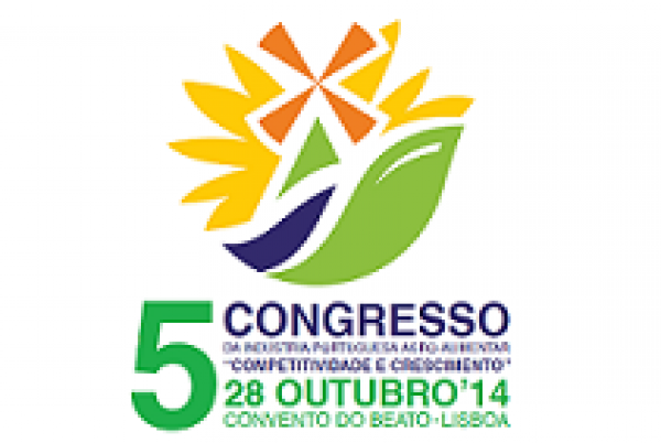 SOJA DE PORTUGAL patrocina  5º Congresso da Indústria Portuguesa Agro-Alimentar