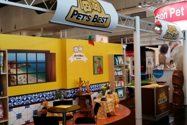 SORGAL PET FOOD conquista Interzoo