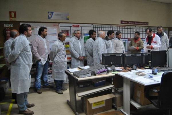SORGAL recebe clientes nas instalações de Ovar