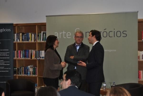 SOJA DE PORTUGAL apoia a Arte na Porto Business School