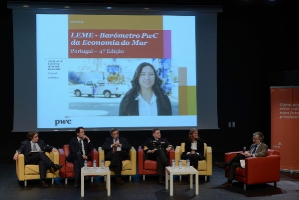 "SOJA DE PORTUGAL no Debate ""LEME - Barómetro PwC da Economia do Mar"""